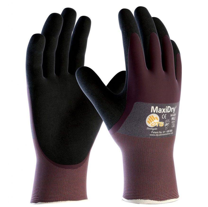 KIT 5 Pares de Luva De Proteção Danny MAXIDRY