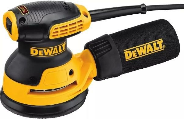 "Lixadeira Roto Orbital 5"" 280 watts Dewalt DWE6421 - 220v"