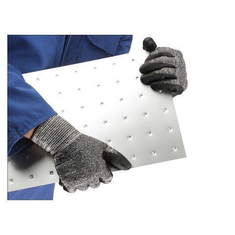 Luva De Proteção Nitrílica Mecânica   Corte Ansell EDGE 48-705