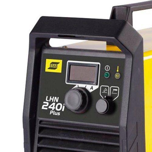 Maquina de Solda Inversora LHN 240i Plus 220V - ESAB 0733920
