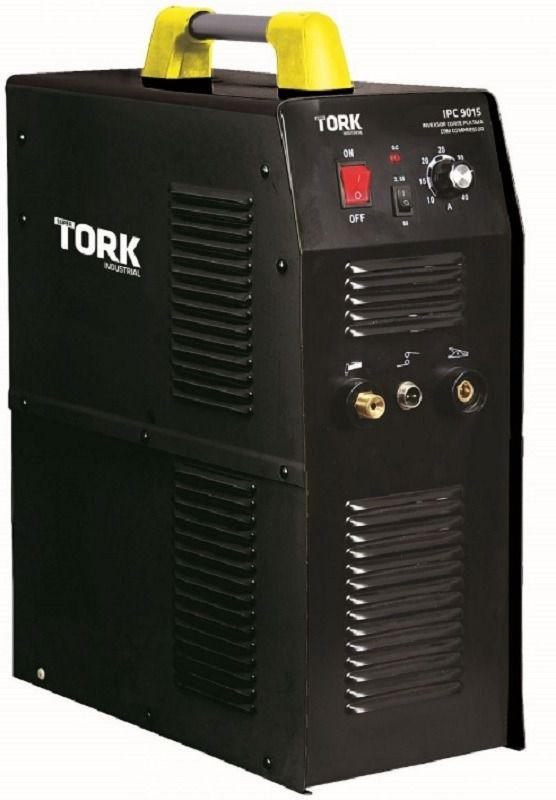Maquina Inversor Corte Plasma C/ Compressor - IPC-9015-220V Tork
