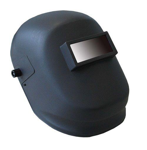 Mascara Escudo De Solda Carbografite Advanced Em Polipropileno S/ Catraca
