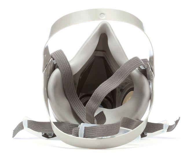 Mascara Respiratória 3M 6100 | 6200 | 6300  Semi Facial