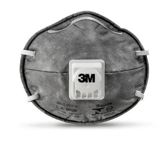 Mascara Respiratoria 3m PFF2 Valvulado 8023