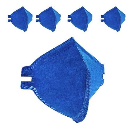 Máscara Respiratória Pro Safety Pff2 Pro Agro - 10 Peças