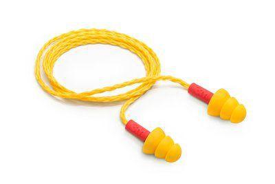 Protetor Auricular Plug Silicone 3M C/ Cordão Poliester