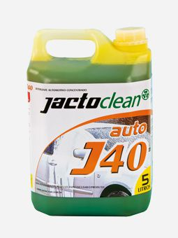 Shampoo Automotivo Jacto J40 5 Litros