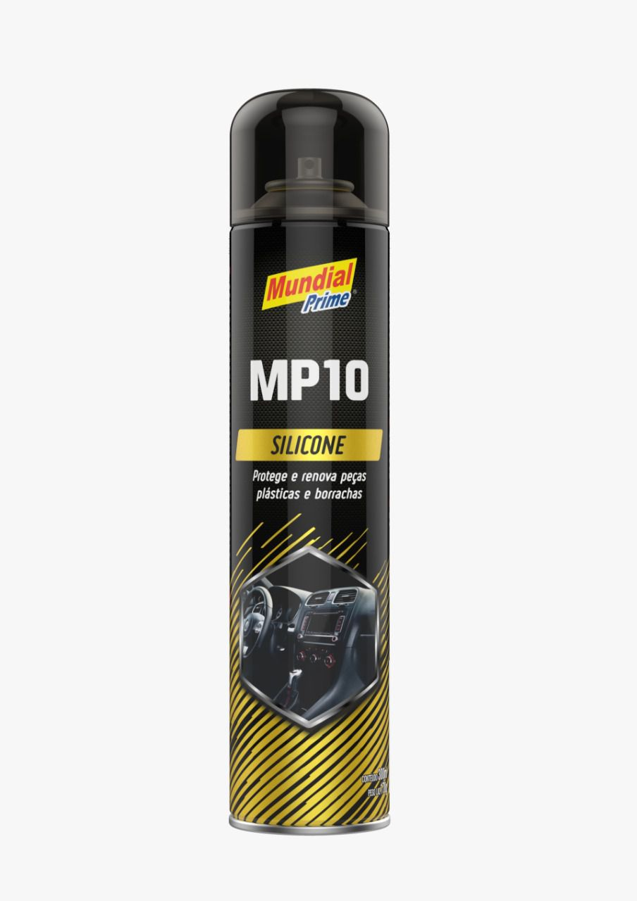 Silicone Spray Mundial Prime 300ML - Neutro