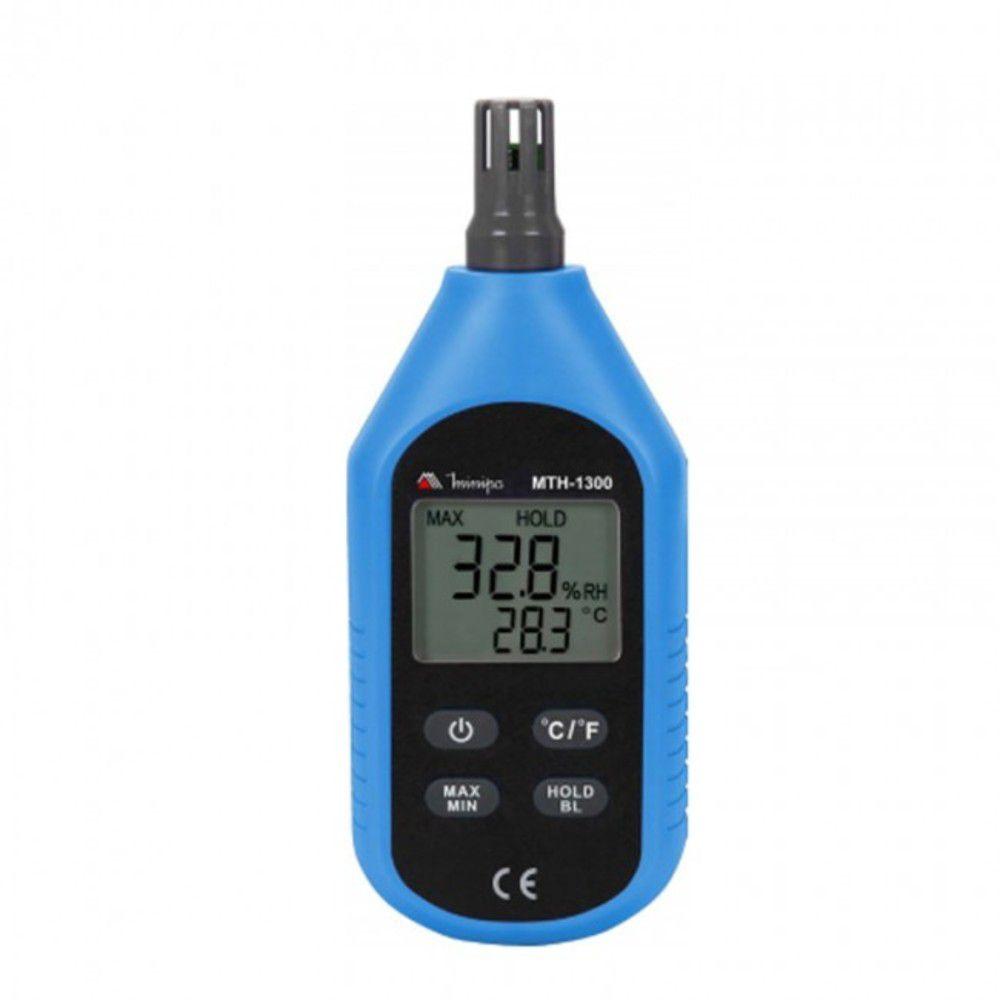 Termo-Higrômetro Digital Mini - Minipa MTH-1300