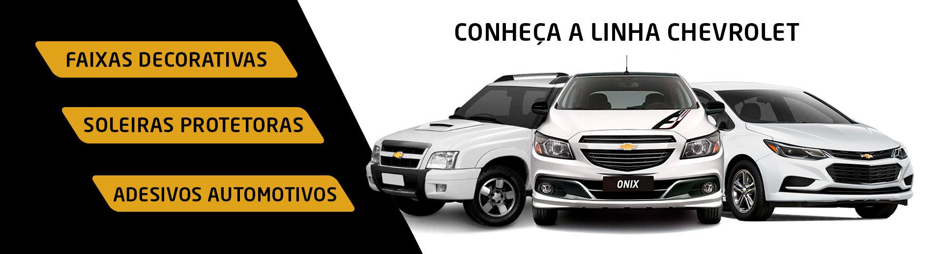 Linha Chevrolet