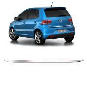 Friso Porta-Malas Volkswagen Fox 2016/2018 Resinado Cromado