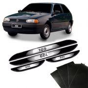 Kit Soleira Da Porta Gol Bola 95/99 Com Black Over Resinado