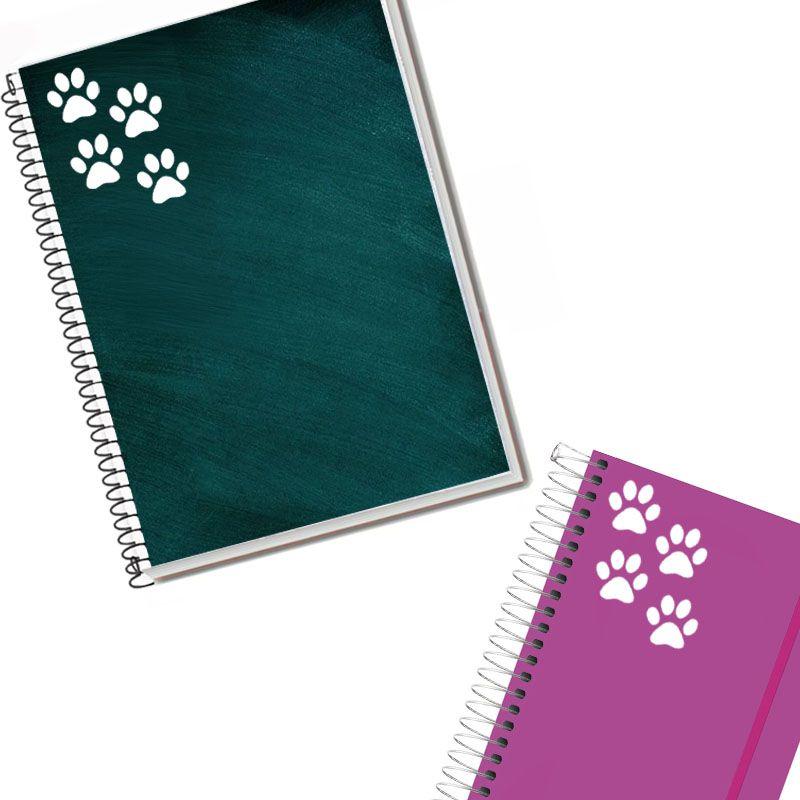 Adesivo Alto Relevo Patinha Cachorro Pet Branco 12 Unidades