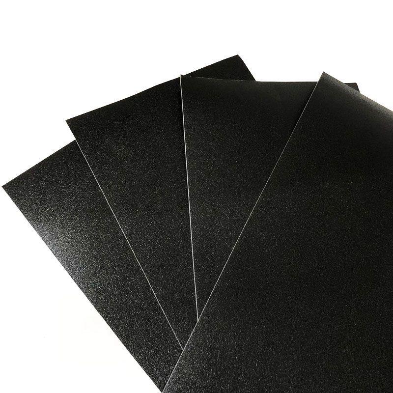 Kit Soleira Da Porta Abarth Com Black Over Resinado