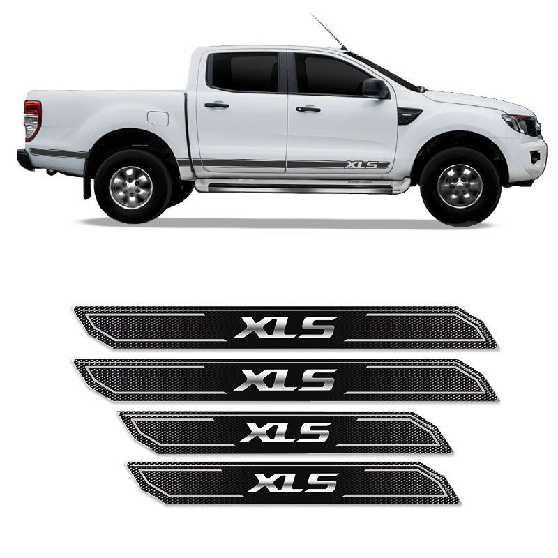 Kit Soleira Da Porta Diamante Ranger Xls 13/19 Resinada