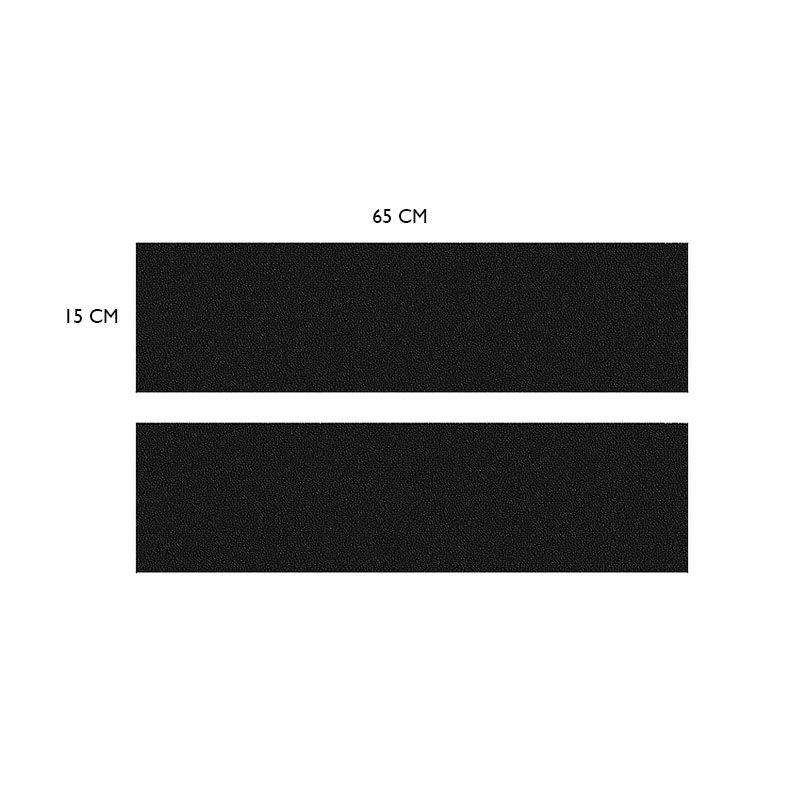 Kit Soleira Da Porta Saveiro Cross Com Black Over Resinado