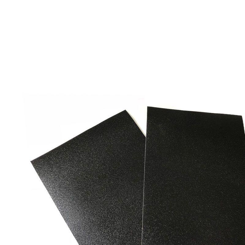 Kit Soleira da Porta Saveiro Sunset Resinado Com Black Over