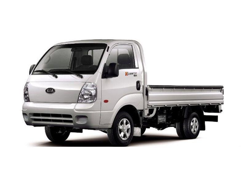 Par de Adesivos Lateral K2500 KIA Bongo 2012/ Caminhão