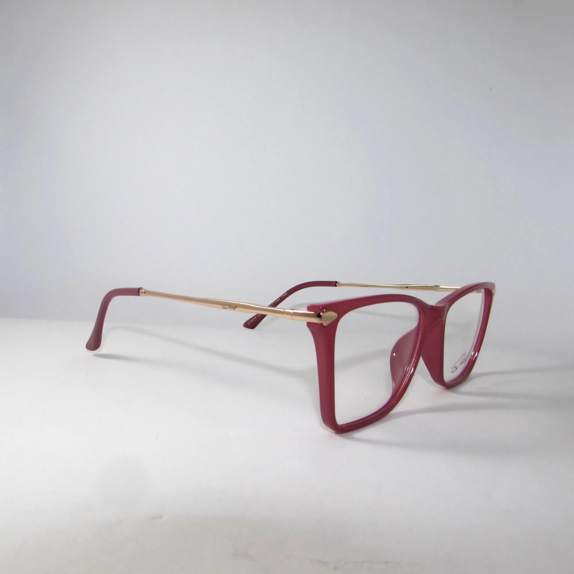 Armação Óculos de grau feminino- Rosa