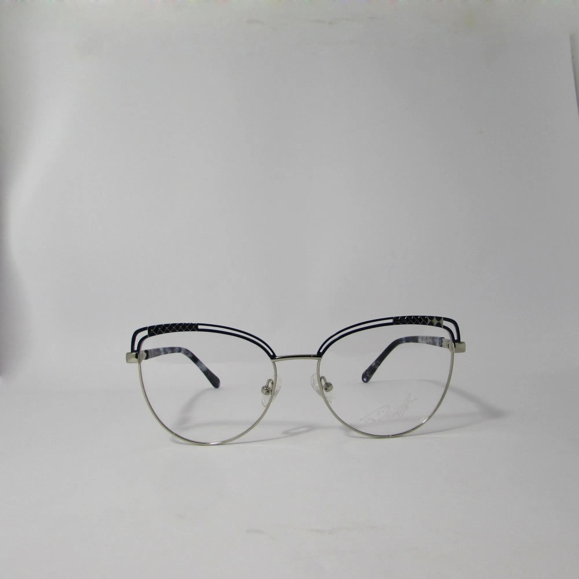 Armação óculos de grau Feminino- Tie Dye Azul