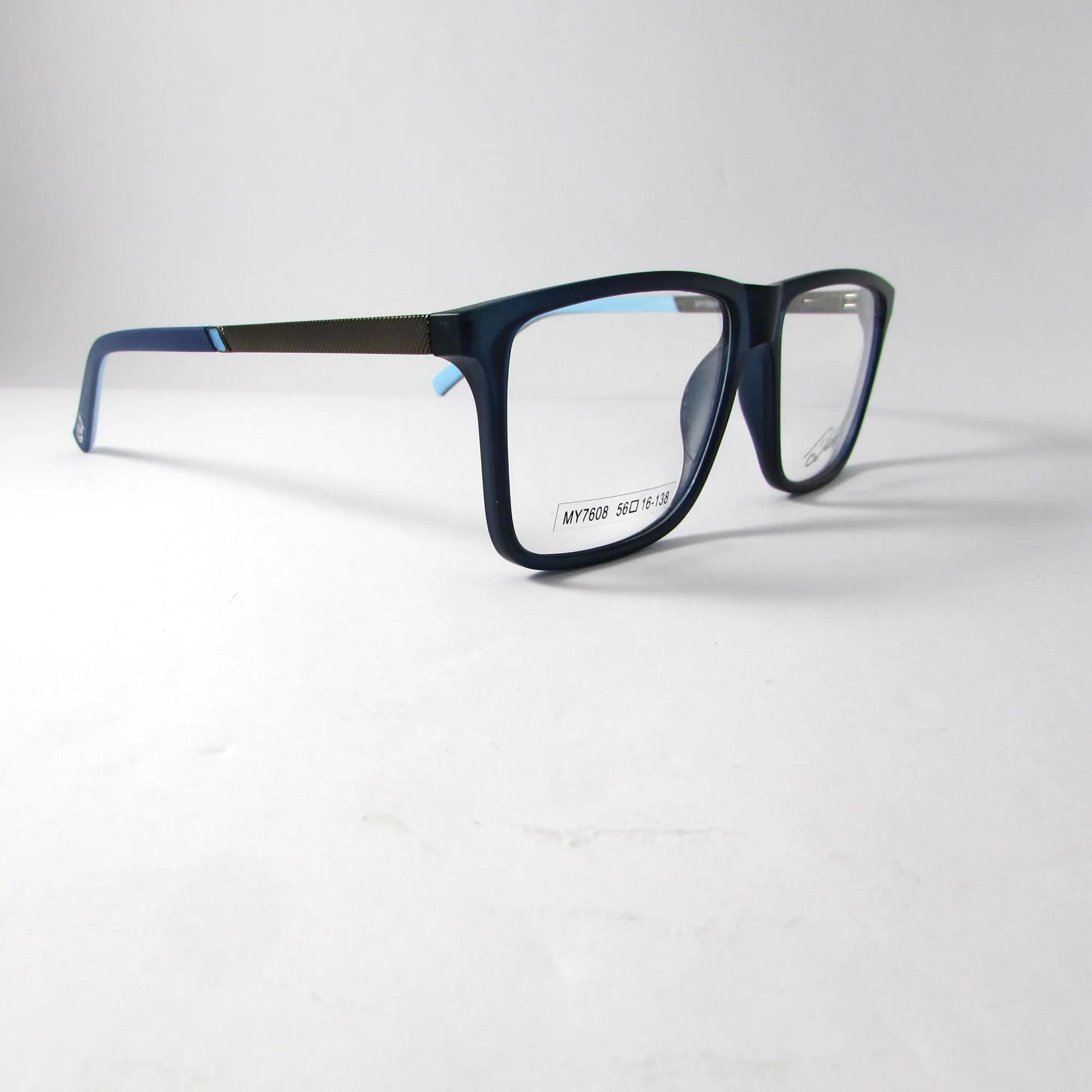 Armação Óculos de grau Masculino - Azul Marinho