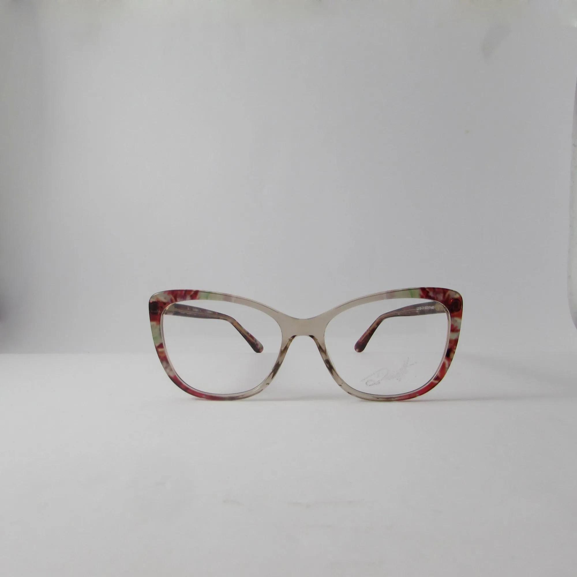 Armação para óculos de grau feminino- Tie Dye
