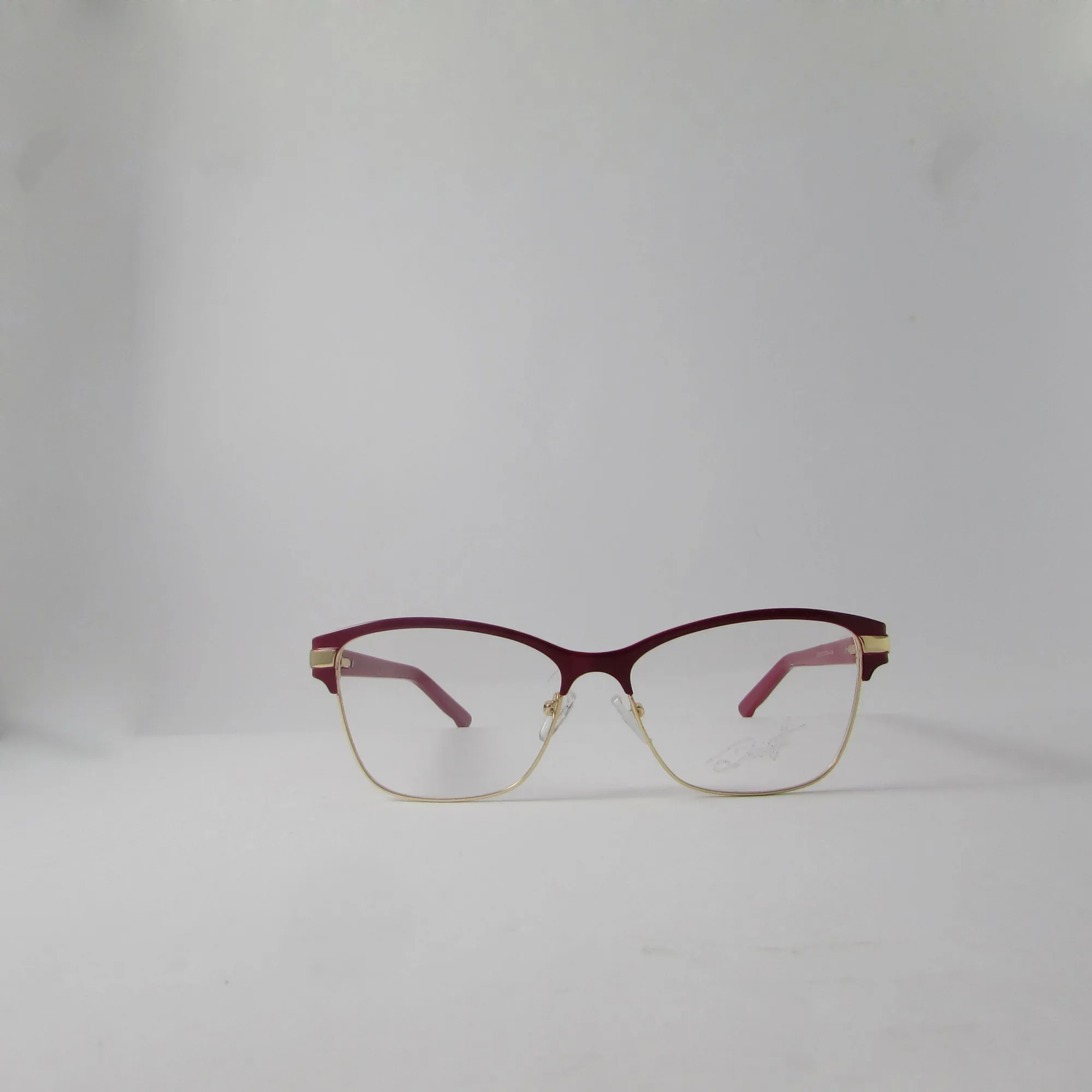 Armação para óculos de grau feminino- Vermelho