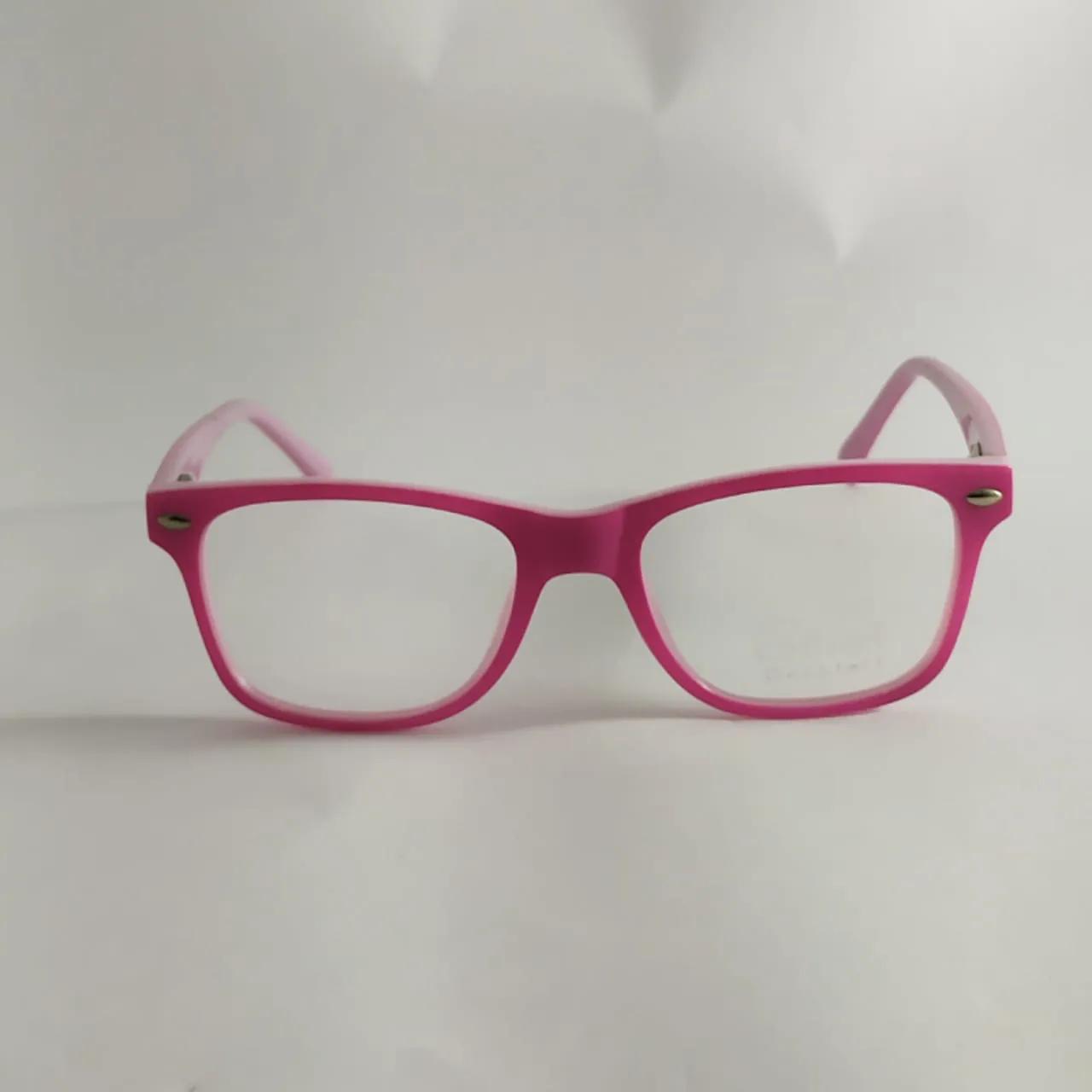 Armação para óculos de grau infantil- Bella Rosa