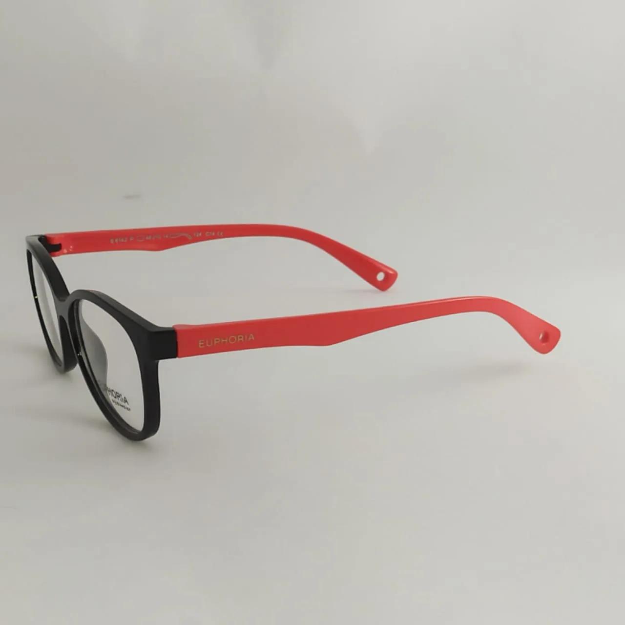 Armação para óculos de grau infantil masculino- Redondo