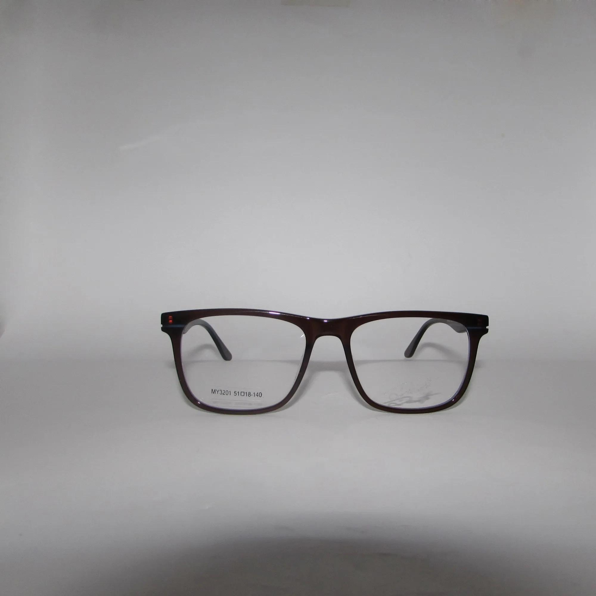 Armação para óculos de grau masculino - Listras