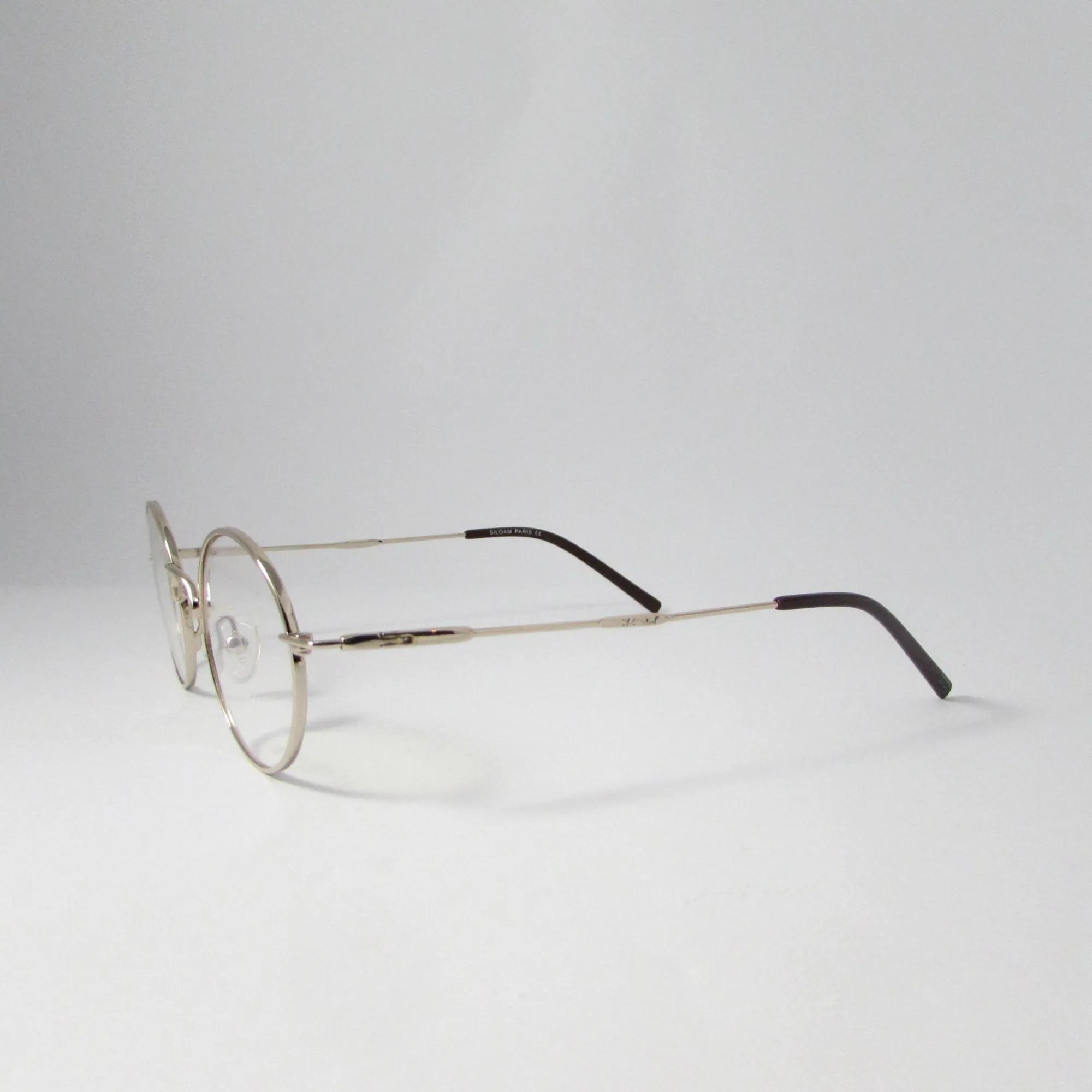 Armação para Óculos de grau Siloam Metal Redondo