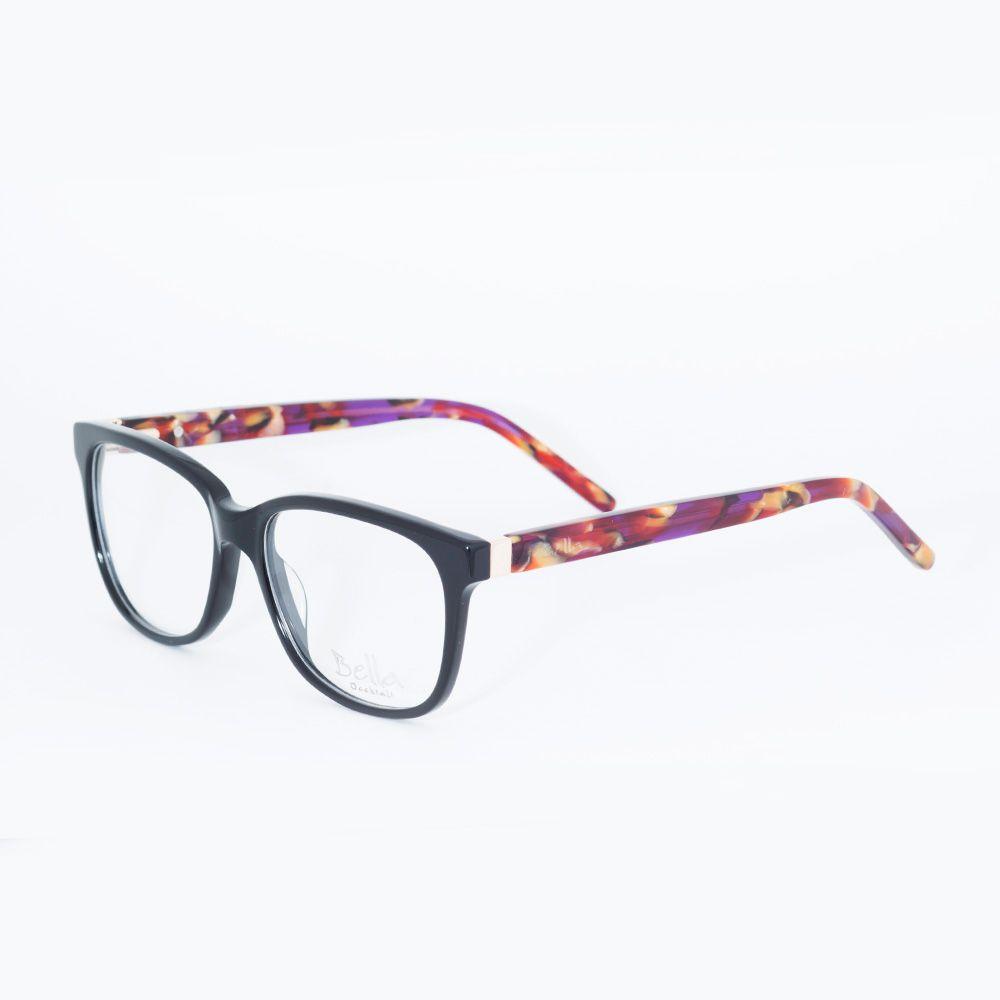 Óculos de Grau Preto Bella 64337