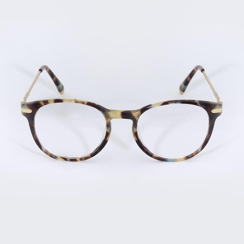 Óculos de Grau Carmim Redondo 41019