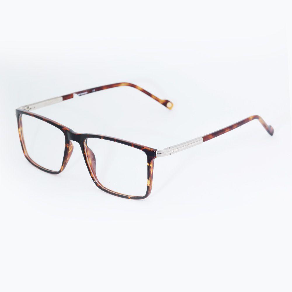 Óculos de Grau Carmim Tartaruga Brilhante 41047 C1