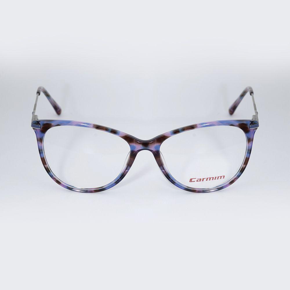 441eb974a765c Óculos de Grau Carmim Gatinho Tartaruga 41227 - Óticas de Sá