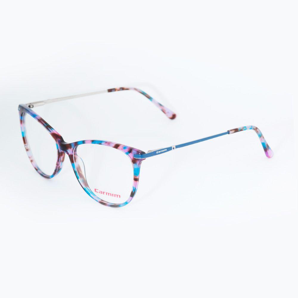 Óculos de Grau Carmim Gatinho Tartaruga 41227