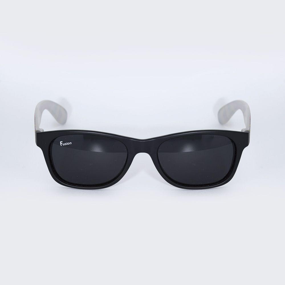 Óculos de Sol Fusion Preto Fosco BDS81039