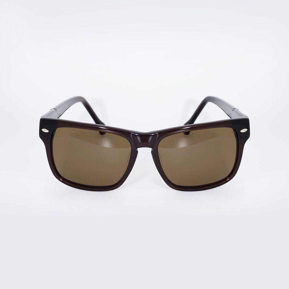 Óculos de Sol intelectum Marrom IN2008