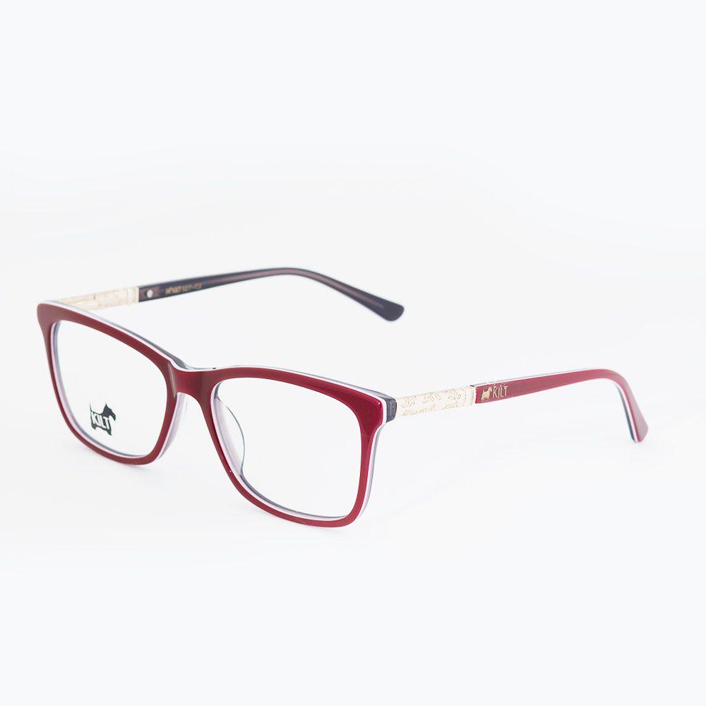 Óculos de Grau Kilt Bordo 027 C2
