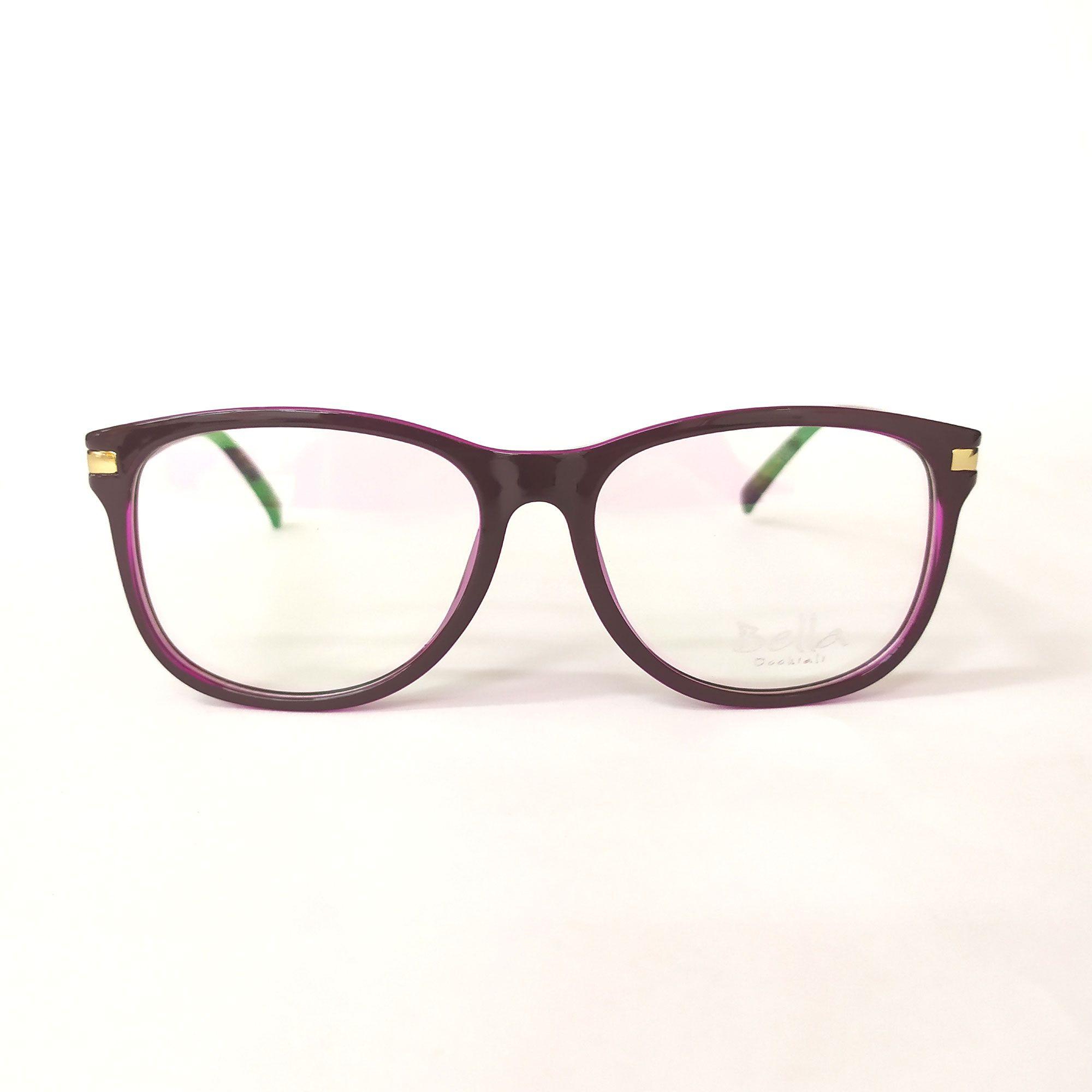 Óculos de Grau Bella Roxo B2125-TR