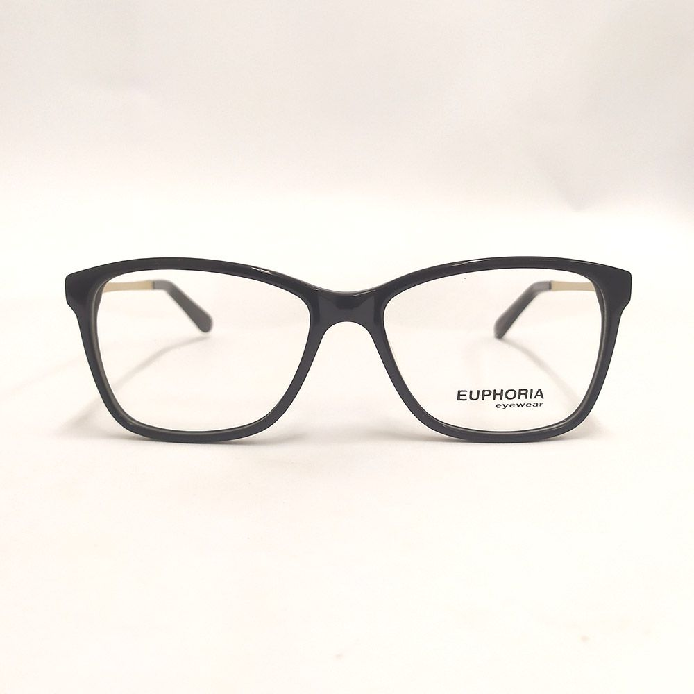 Óculos de Grau Euphoria Preto18058