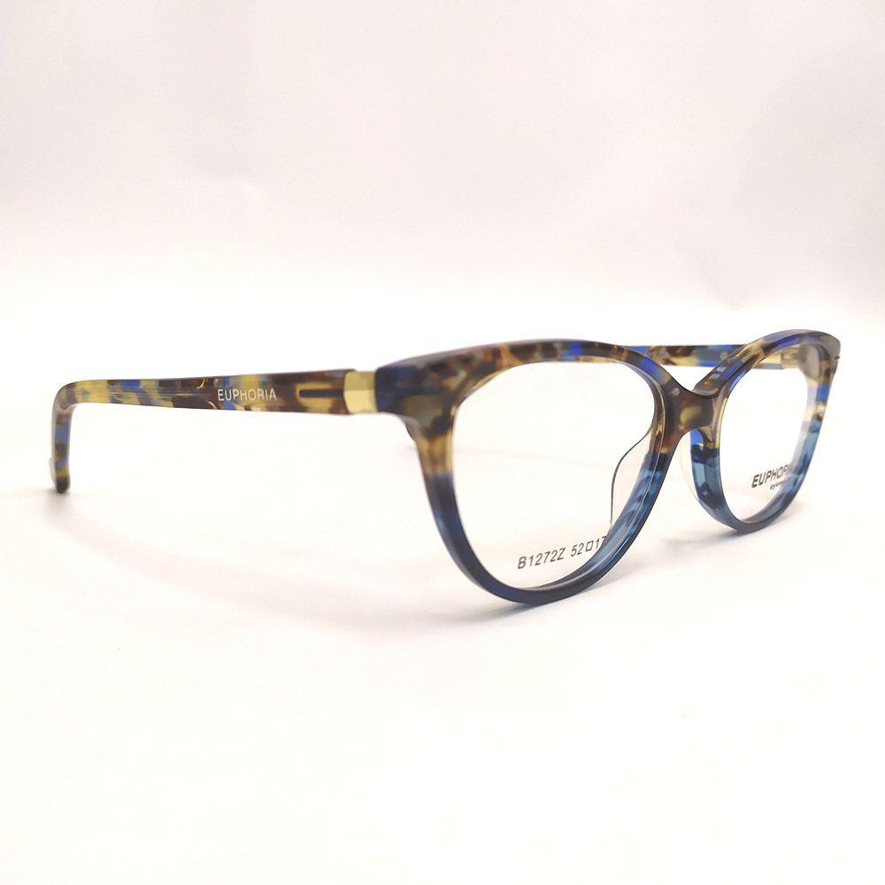Óculos de Grau Euphoria Denin Azul B1272Z