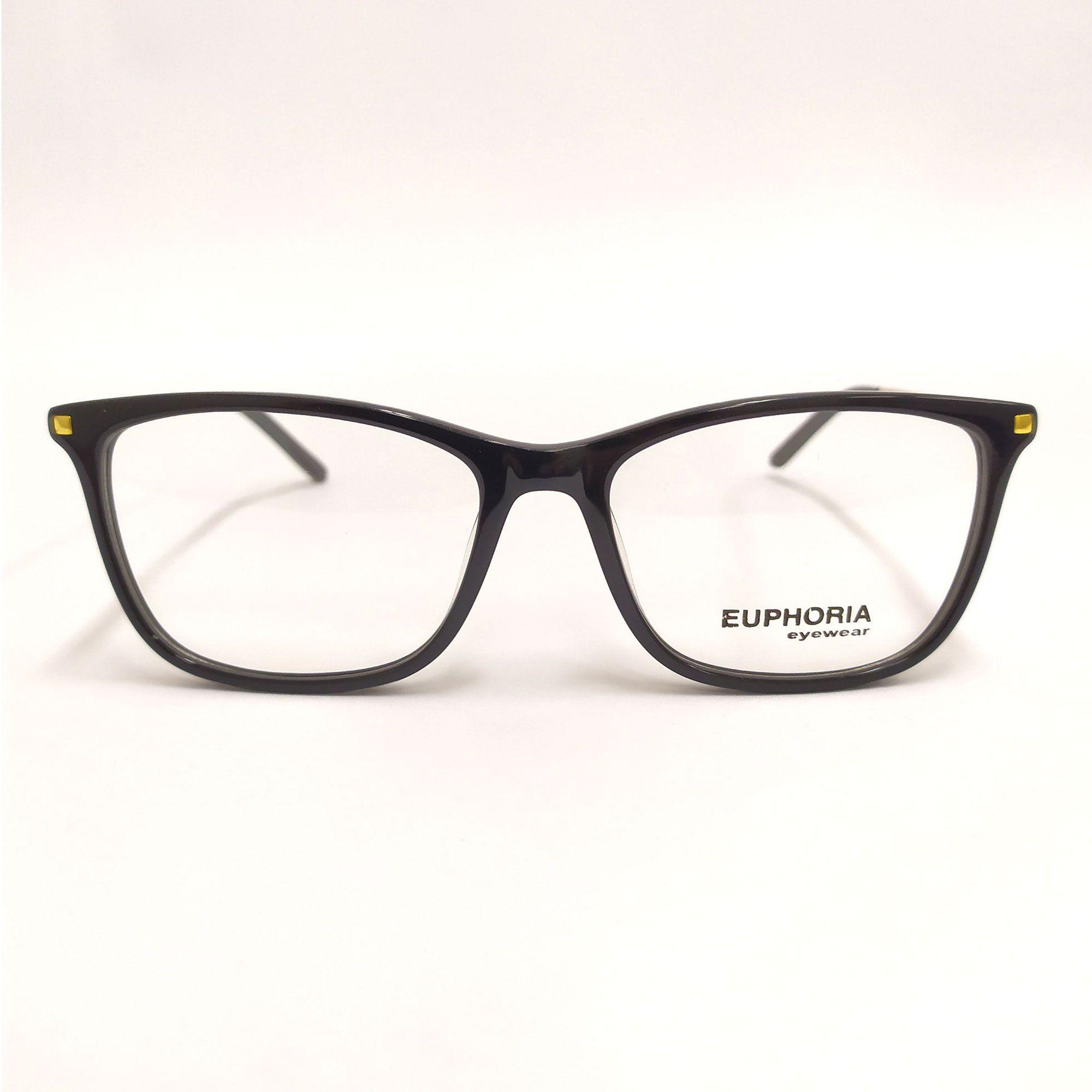Óculos de Grau Euphoria Preto RM10001