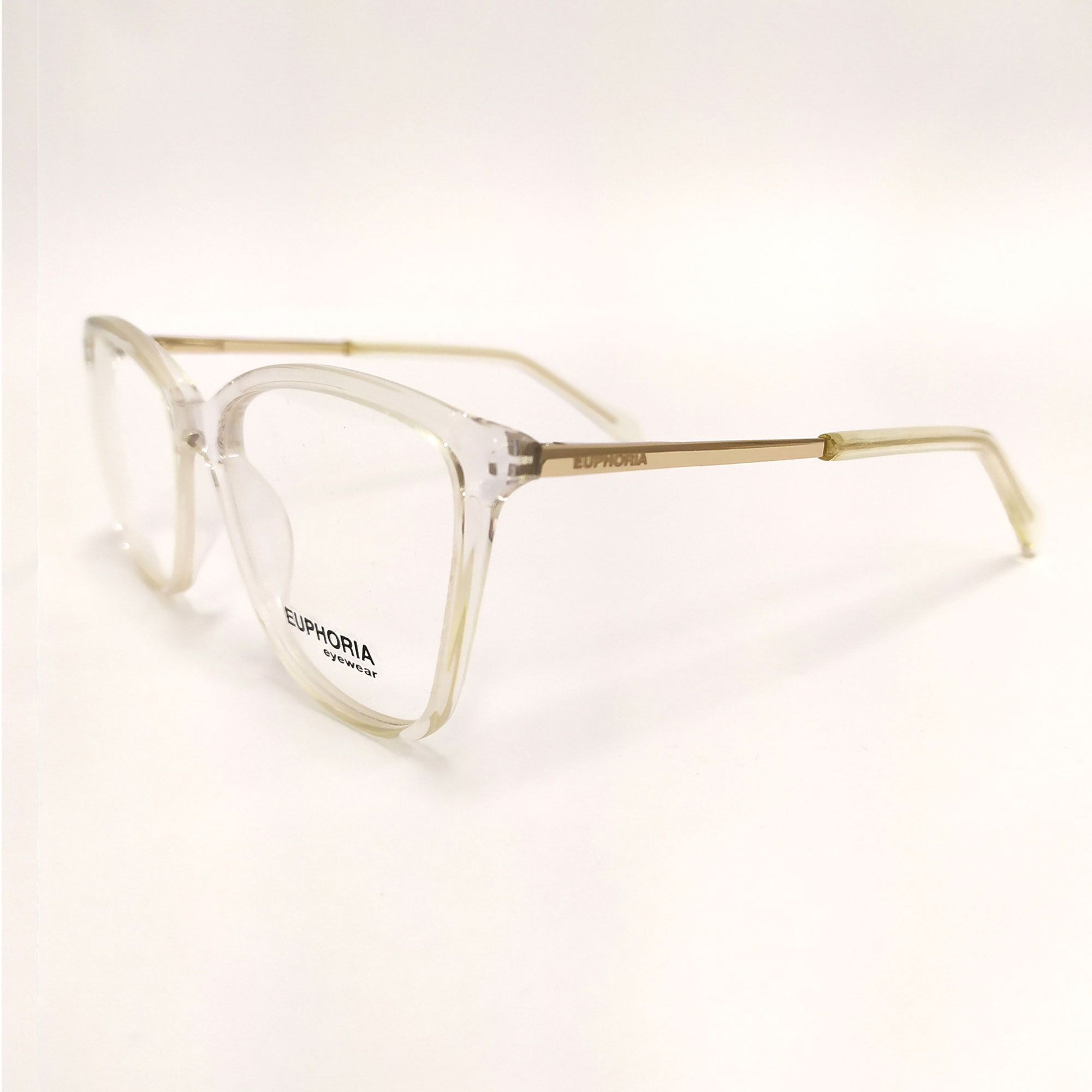 Óculos de Grau Euphoria Transparente  18052 C4