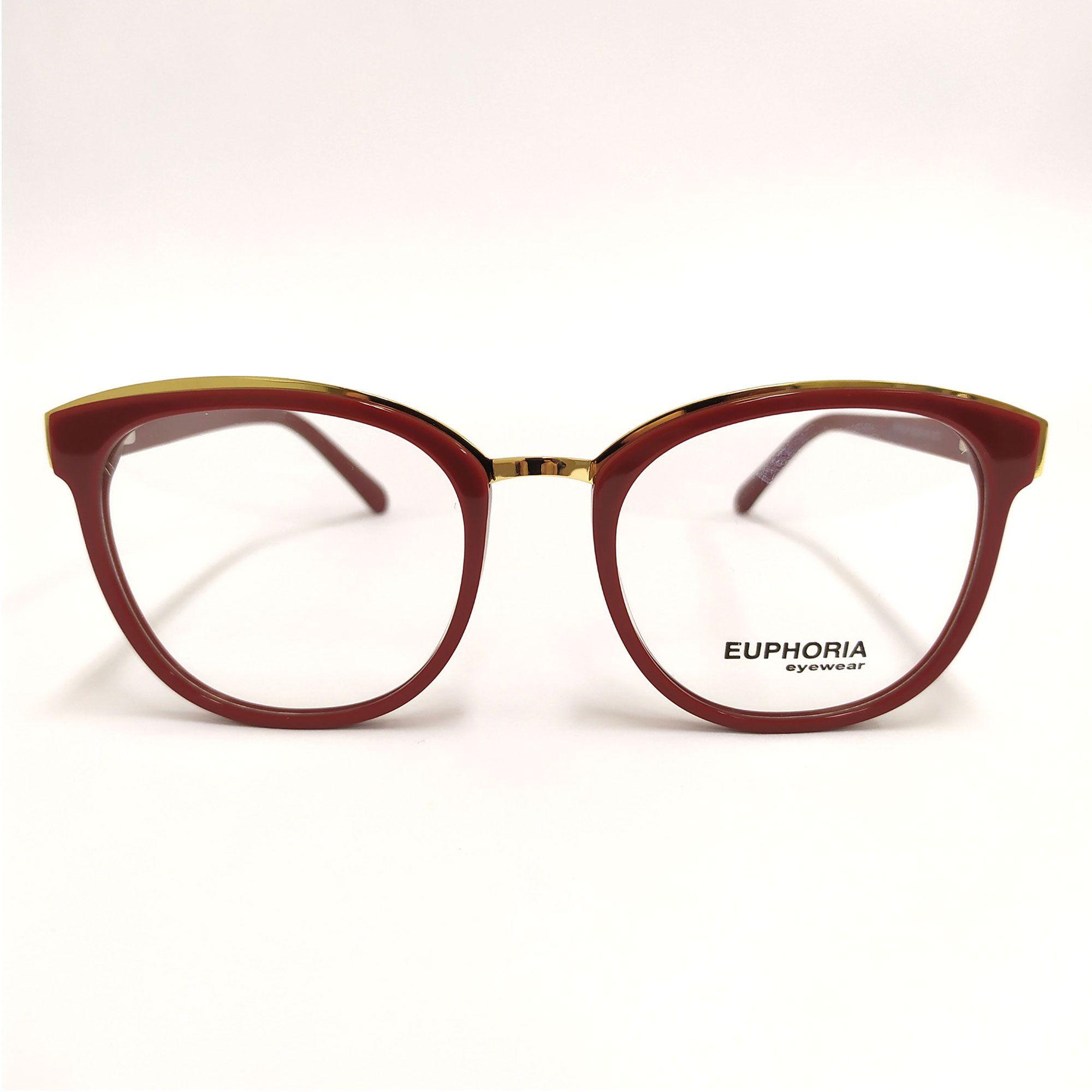 Óculos de Grau Euphoria Vermelho RM10021 B0