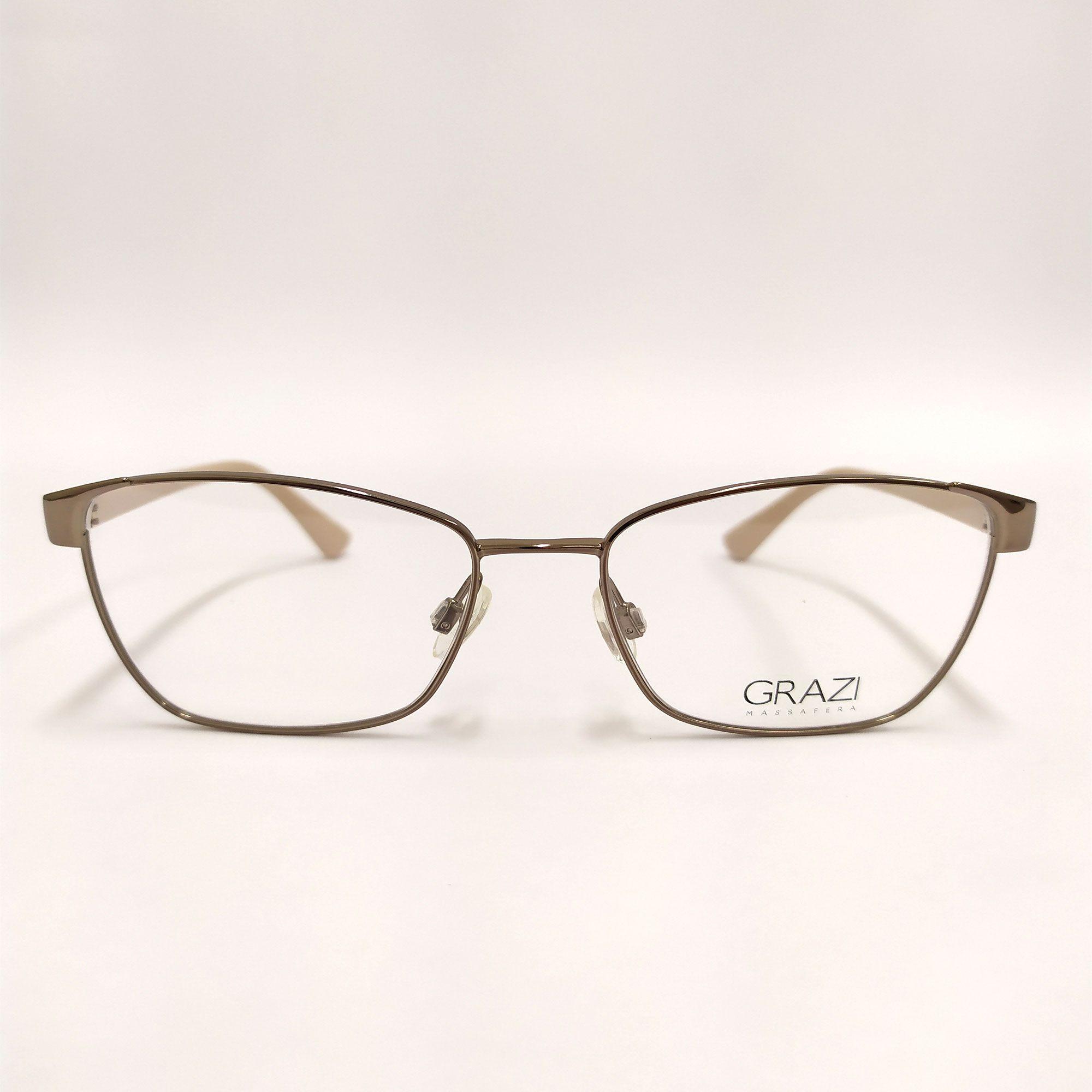 Óculos de Grau Grazi Ouro Com Cristais Da SWAROVSKI  1010B E815