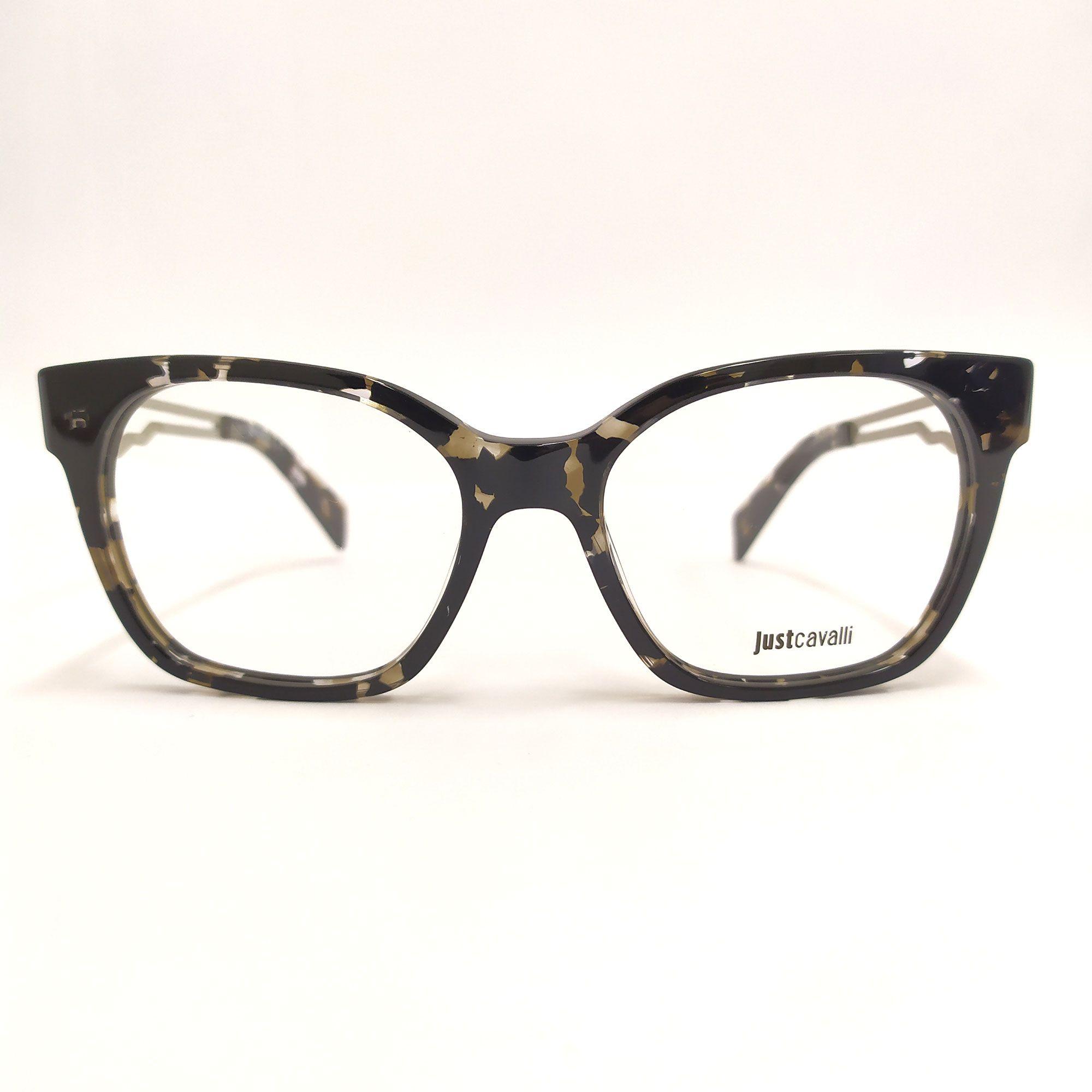 Óculos de Grau Just Cavalli Preto JC0801 055