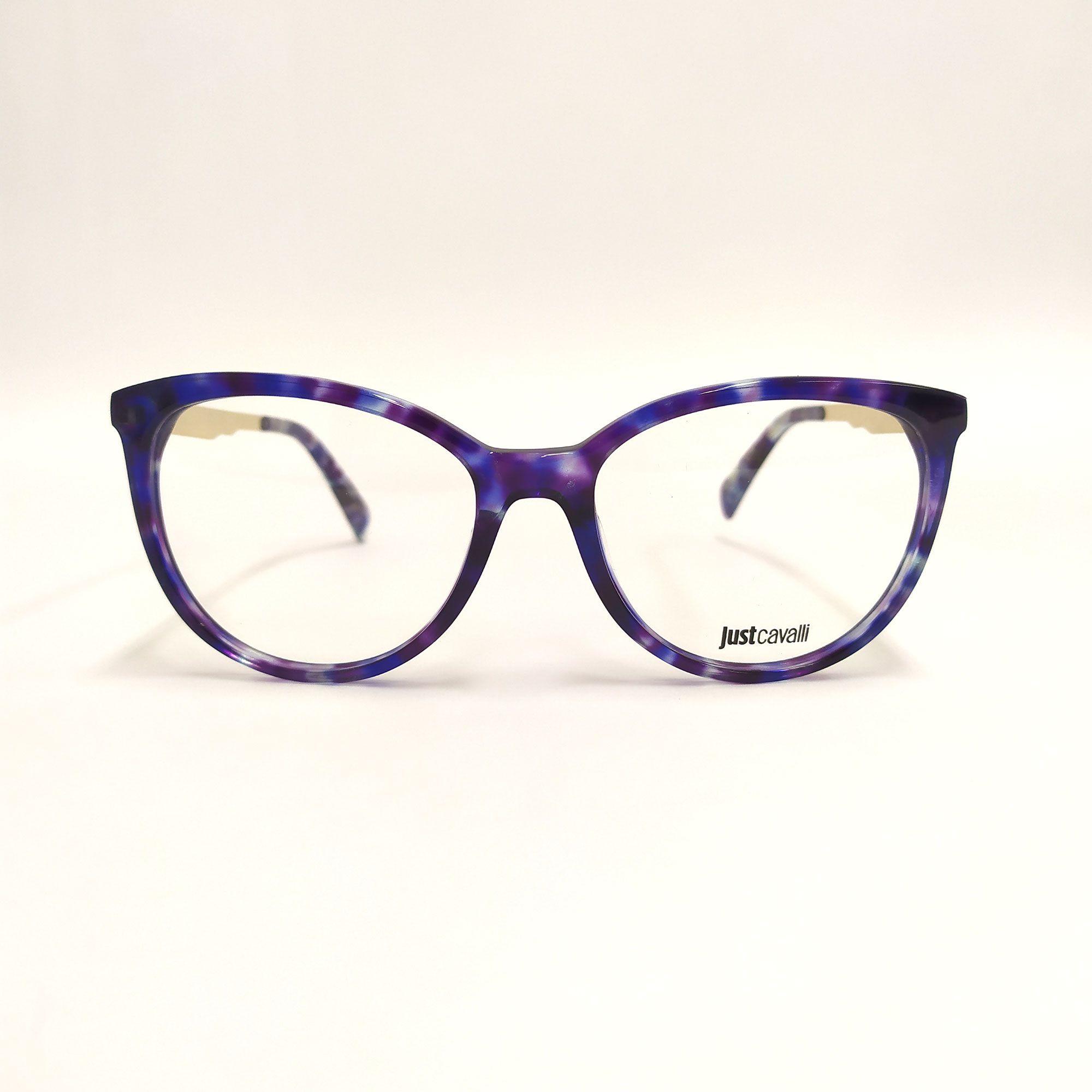 Óculos de Grau Just Cavalli Púrpura JC0814 083