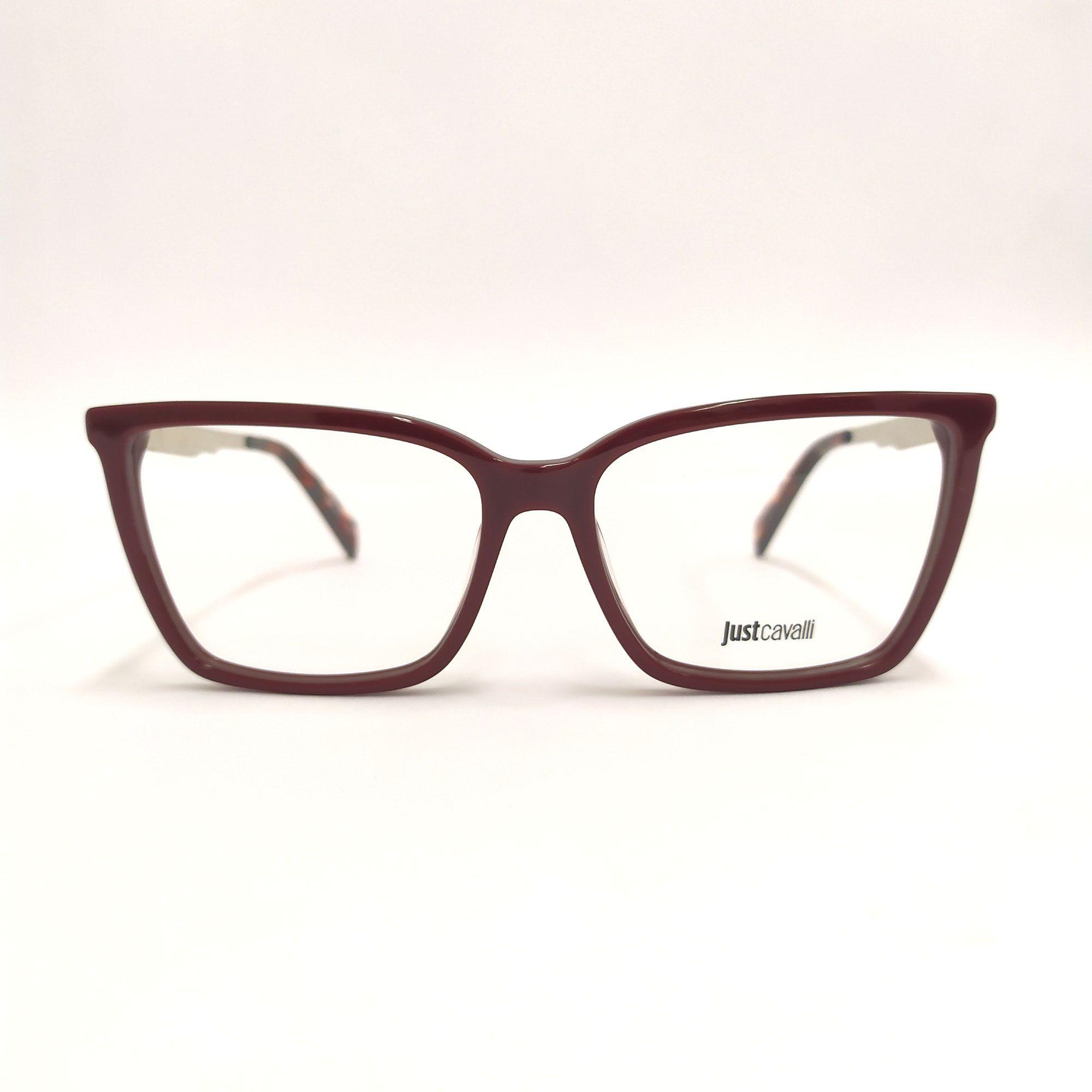 Óculos de Grau Just Cavalli Vermelho JC0813 069