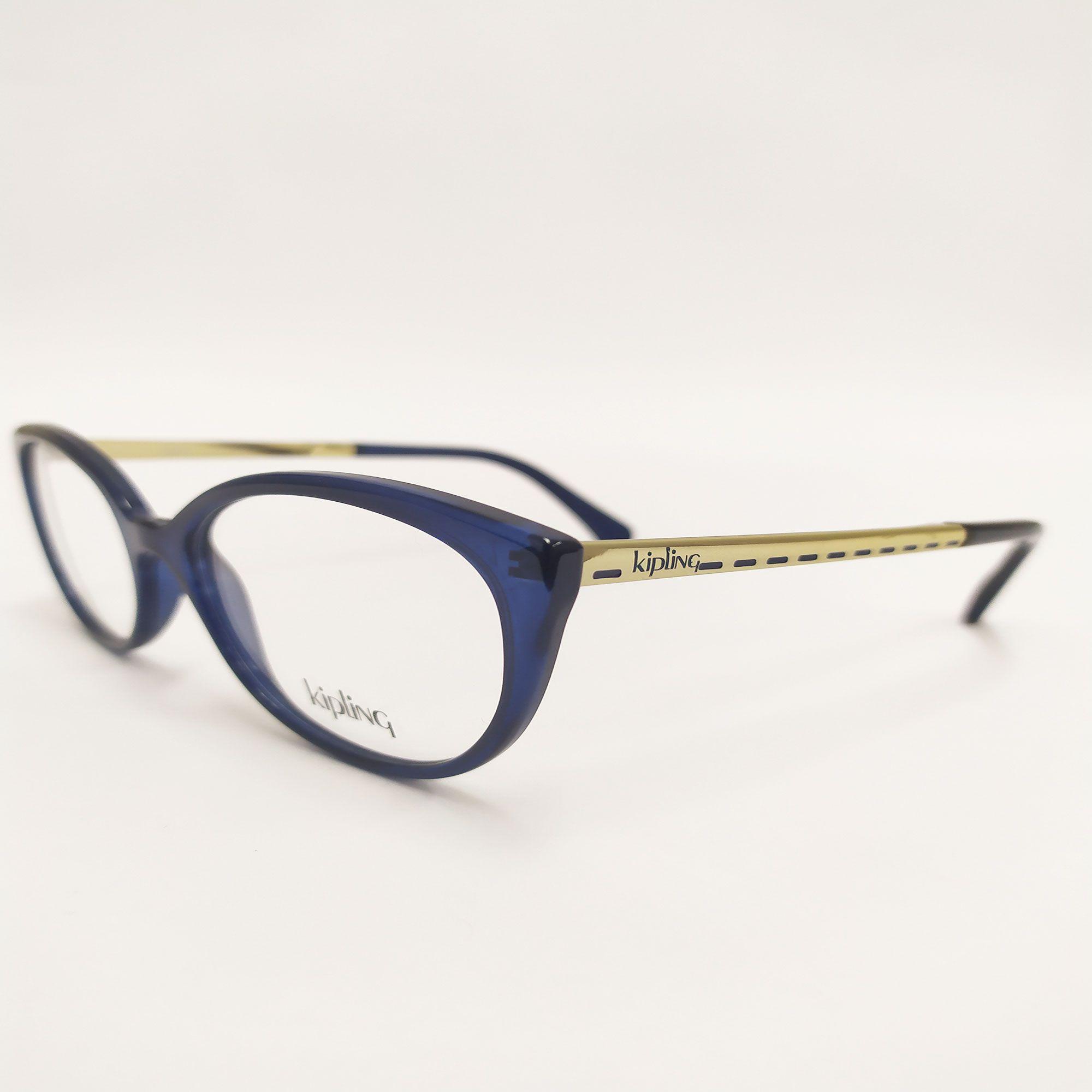 Óculos de Grau Kipling Azul 3093 E750